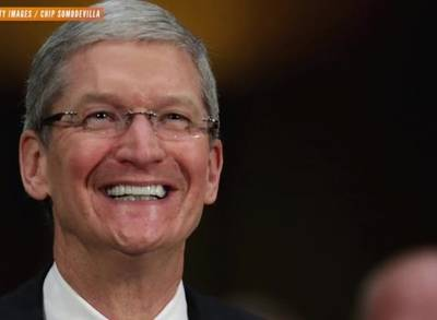 News video: Apple CEO Tim Cook: 'I'm Proud to Be Gay'
