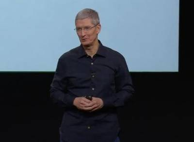 News video: Apple CEO Tim Cook Announces 'I'm Proud To Be Gay'