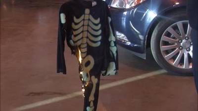 News video: Halloween costume safety tips